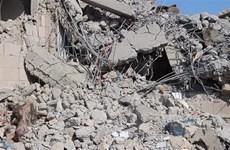 Pháo kích ở Yemen khiến 17 người chết, 12 người bị thương
