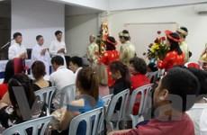Hàng trăm giáo dân người Việt Nam tại Malaysia vui đón Giáng sinh