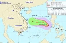 Bão số 8 ở Biển Đông giật tăng lên cấp 15, sóng cao đến 9 mét