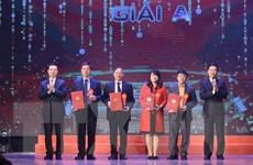 Trao Giải thưởng Sách quốc gia lần thứ 2: Nhân lên giá trị tri thức