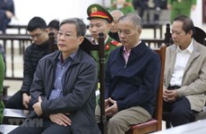 Gia đình bị cáo Nguyễn Bắc Son đã nộp 3 triệu USD tiền nhận hối lộ