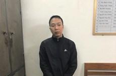 Bắt quả tang đối tượng giả danh cán bộ UBND tỉnh Thái Bình để lừa đảo