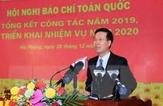 Ông Võ Văn Thưởng: Việc xử lý tình trạng 'báo hóa' tạp chí chưa nghiêm