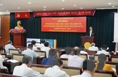 TP.HCM công bố dự thảo Báo cáo chính trị Đại hội đảng thành phố