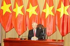 Toàn văn thông điệp của Tổng Bí thư, Chủ tịch nước Nguyễn Phú Trọng