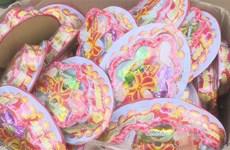 Sơn La: Thu giữ hơn 500 hộp mứt tết không rõ nguồn gốc xuất xứ