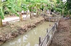Tìm giải pháp ứng phó hiệu quả với hạn mặn ở Đồng bằng sông Cửu Long