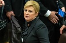 Khoảng 3,8 triệu cử tri Croatia bắt đầu đi bầu cử tổng thống