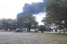 Nhóm phiến quân al-Shabaab tấn công căn cứ quân sự Mỹ ở Kenya