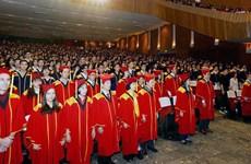 Đại học Hoa Sen trao bằng tốt nghiệp cho hơn 1.000 sinh viên