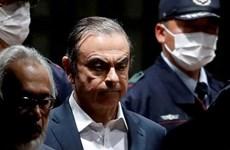 Giới chức Nhật Bản lên tiếng về việc ông Carlos Ghosn bỏ trốn