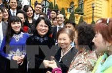 Phó Chủ tịch nước gặp mặt, tri ân những tấm lòng vàng năm 2019