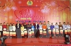 Bộ trưởng Mai Tiến Dũng dự chương trình 'Tết sum vầy' tại Hà Nam