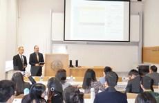 Hội thảo nghiên cứu khoa học hội tụ trí thức trẻ Việt Nam tại Séc