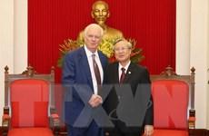 Thúc đẩy các sáng kiến hợp tác giáo dục Việt Nam-Hoa Kỳ