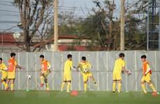 Trung vệ Việt Anh gặp chấn thương trước trận ra quân của U23 Việt Nam