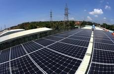 Bổ sung dự án điện Mặt Trời công suất 450 MW vào quy hoạch