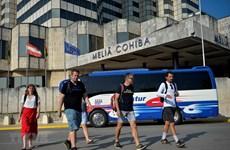 Mỹ quyết định đình chỉ các chuyến bay theo đơn đặt hàng tới Cuba