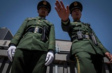 Trung Quốc xử lý nghiêm các đối tượng phạm tội tấn công công an