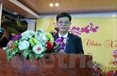 Tổng lãnh sự quán Việt Nam tại Preah Sihanouk tổ chức tiệc mừng Xuân