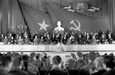 [Photo] Đảng lãnh đạo cả nước vượt qua khó khăn sau chiến tranh