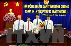 Thủ tướng phê chuẩn kết quả bầu Phó Chủ tịch UBND tỉnh Bình Dương