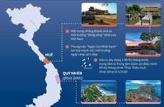 [Infographics] Huế, Vũng Tàu, Quy Nhơn là thành phố du lịch sạch ASEAN