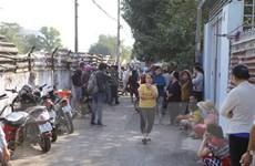 Vụ cháy khiến 5 người chết ở TP.HCM: Bốn xe máy bị thiêu rụi