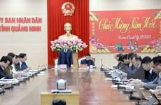 Quảng Ninh tăng cường các biện pháp phòng chống dịch nCoV