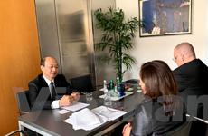 Việt Nam và Slovenia hướng tới quan hệ hợp tác toàn diện