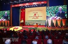 Điện mừng dịp kỷ niệm 90 năm Ngày thành lập Đảng Cộng sản Việt Nam