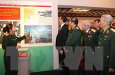 Triển lãm 'Đảng Cộng sản ra đời - bước ngoặt của cách mạng Việt Nam'