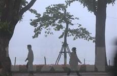 Bắc Bộ mưa nhỏ, trời rét, thủ đô Hà Nội tiếp tục có sương mù