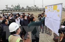 Đề nghị Ninh Bình sớm bàn giao mặt bằng thi công cao tốc Bắc-Nam