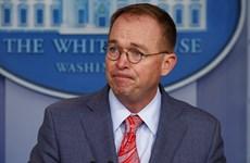 Tổng thống Mỹ: Ông Mulvaney sẽ tiếp tục làm Chánh Văn phòng Nhà Trắng