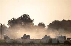 Thổ Nhĩ Kỳ thiết lập căn cứ quân sự ở tỉnh Idlib của Syria