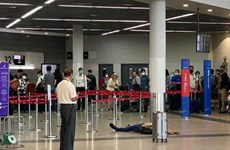 Campuchia bác bỏ thông tin hành khách bị ngất ở sân bay do nhiễm nCoV
