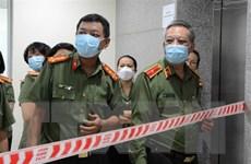 Kiểm tra công tác phòng, chống dịch nCoV tại Bệnh viện 199