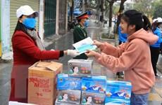 Thái Bình: Đình chỉ cơ sở sản xuất nước rửa tay không đúng quy định