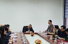 Bộ Công Thương tháo gỡ khó khăn về xuất nhập khẩu tại Lào Cai