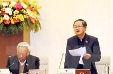Đề xuất phương án tăng tỷ lệ đại biểu Quốc hội chuyên trách