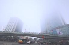 Khu vực Bắc Bộ mưa nhỏ vài nơi, Hà Nội có mưa phùn và sương mù