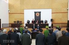 Xét xử hai nguyên lãnh đạo Đà Nẵng: Tòa án Hà Nội đính chính bản án