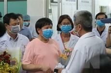 Bệnh nhân thứ 2 nhiễm nCoV tại Thành phố Hồ Chí Minh đã xuất viện