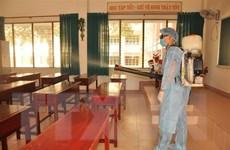 Tăng cường biện pháp phòng dịch COVID-19 khi học sinh trở lại trường