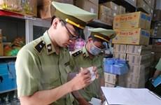 Đã kiểm tra, xử lý hơn 4.500 vụ vi phạm về khẩu trang, nước sát khuẩn