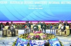 Cuộc gặp không chính thức Bộ trưởng Quốc phòng ASEAN-Australia