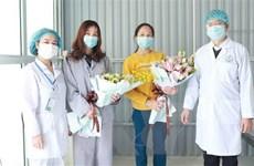Chuyện về 'chiến binh áo trắng' chống COVID-19 ở tâm dịch Bình Xuyên