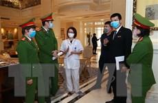 COVID-19: Quản lý chặt khách nước ngoài lưu trú ở quận Hoàn Kiếm