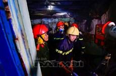 Cà Mau: Cháy nhà dân trong hẻm, ba gia đình bị thiệt hại